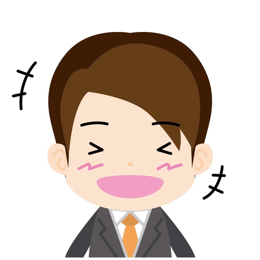 男性_爆笑